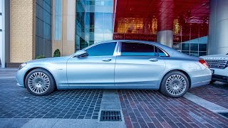 2015 Mercedes Maybach S600 - first one in Dubai!!!