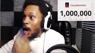 CoryxKenshin 1 Million Subscriber Special ... AND 1000th VIDEO!