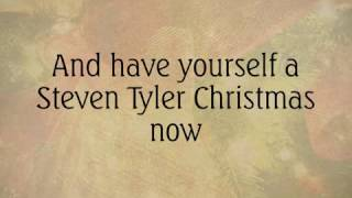 Have Yourself a Steven Tyler Christmas