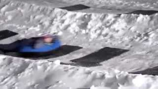 Snow Tubing Avalanche Xpress 03 07 2015