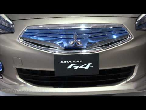 Cars: Mitsubishi Mirage Concept G4 (Fun Camp, MOA)