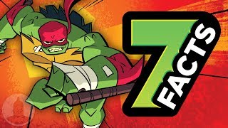 7 Facts About Rise of the Teenage Mutant Ninja Turtles | Channel Frederator