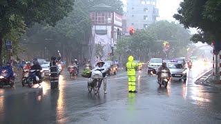 Hà Nội huy động 200 cảnh sát cơ động đảm bảo an toàn giao thông dịp Tết