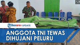 Anggota TNI Tewas Dihujani Tembakan oleh Seorang Polisi setelah Kepergok Selingkuh dengan Istrinya