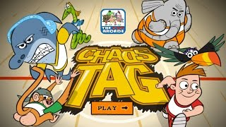 My Gym Partner's A Monkey: Chaos Tag - TAGG!!! YOU'RE IT!!! (Cartoon Network Games)
