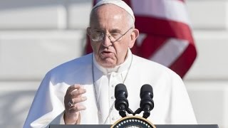 Why is the Pope's message causing controversy?