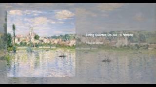 String Quartet, Op. 54