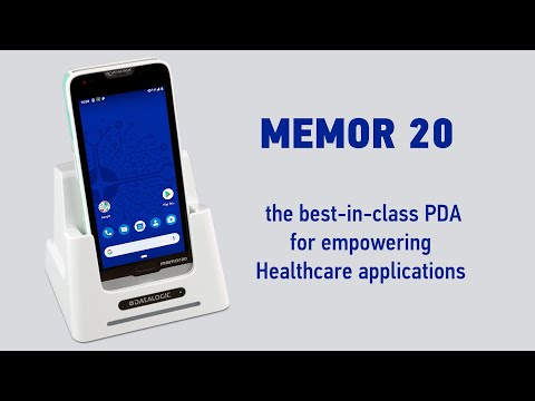 Memor 20™ HC | The best-in-class PDA for empowering Healthcare applications