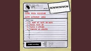I Want My Baby On Mars (John Peel Session)