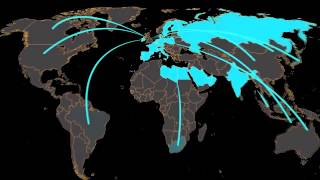 6 included animated maps after effects template world map animation sciox Images
