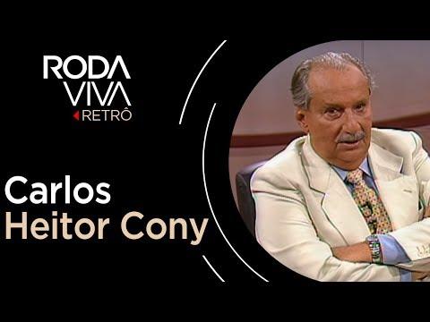 Roda Viva   Carlos Heitor Cony   1996
