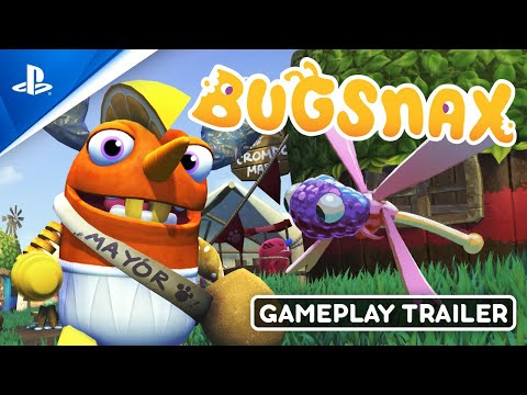Trailer de gameplay (SoP 06/08/20) de Bugsnax