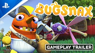 PlayStation Bugsnax - Gameplay Trailer | PS5 anuncio