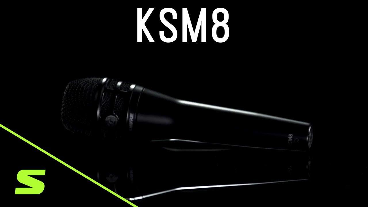 Shure KSM8 Dualdyne 15sec Ad