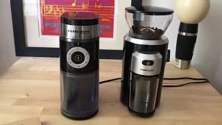 Die Kaffeemühlen Rommelsbacher EKM 200 und EKM 300 im direkten Vergleich