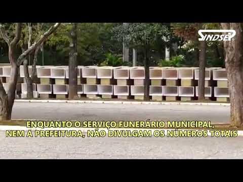 Iniciada estrutura para cemitério vertical em SP