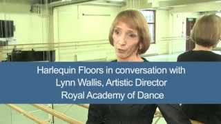 Royal Academy of Dance - Interview by Harlequin Floors