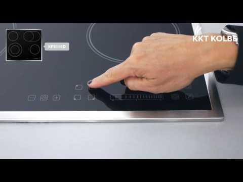 KKT KOLBE Produkt-Check: Autarkes Kochfeld KFS59ED mit Edelstahlrahmen
