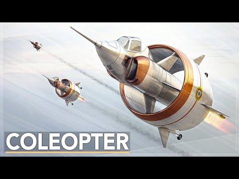 Meet France's Bizarre Cold War 'Beetle' Aircraft
