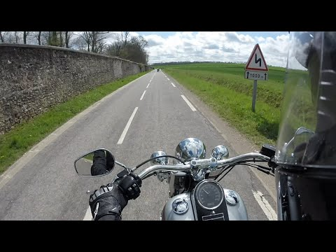 Test Riding the 2015 Harley Davidson Softail Deluxe FLSTN