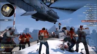 CS GO - Zombie Mod - ze_atix_panic_v1 - GFL