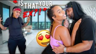 I *Kissed* her FRIEND then KICKED her out!😝 | EZEE X NATALIE