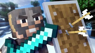 Minecraft Meets SKYRIM (The Elder Scrolls ³: Minecraft Parody)