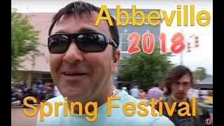 Abbeville Spring Festival 2018