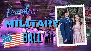 COME TO A MILITARY BALL WITH US | WHAT TO EXPECT | DITL