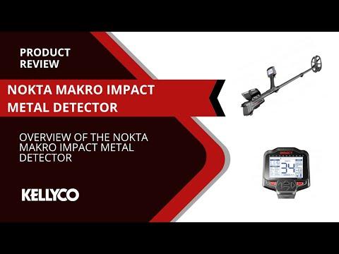 Nokta Impact Metal Detector Product Review Series | Kellyco Metal Detectors