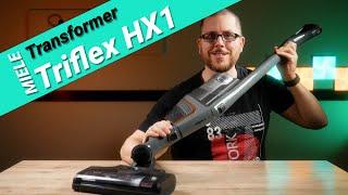Miele Triflex HX1 im Test - Drei Akku-Sauger in einem Gerät!
