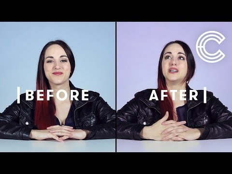 People Answer Questions About Love Before and After Drinking