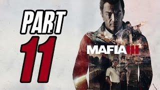 ► Mafia 3   #11   Zbraně černým   CZ Lets Play / Gameplay [1080p] [PC]