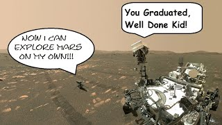 Mars Helicopter Completes Demo Mission, Gets New Mission To Explore Further!