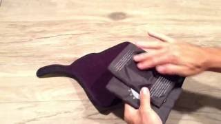 Video: ActiveWrap Wrist/Hand Heat and Cold Wrap