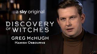 Greg McHugh parle de Hamish | saison 1