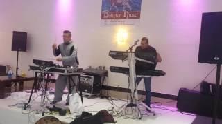 Dj bashar mix Med trommer og keyboard 2016