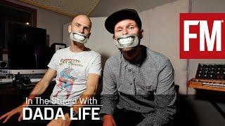 Dada Life In The Studio With Future Music