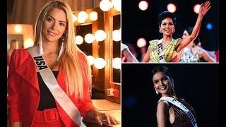 Miss USA apologizes to fellow contestants for mocking their English - Daily News