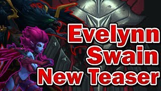 Download Video New Story of Evelynn, Swain and Teased Champion MP3 3GP MP4