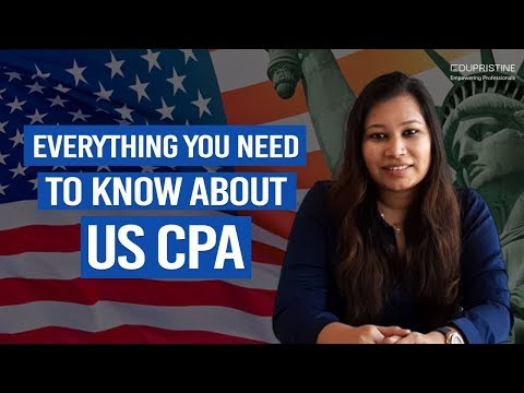 Everything you need to know about US CPA | What is US ... - YouTube
