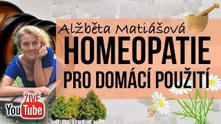 Homeopatia pre domáce použitie