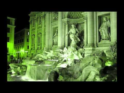Frank Sinatra - Three Coins in the Fountain (with Lyrics)