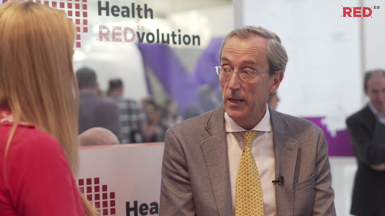 Health REDvolution: Dr. Manuel Anguita