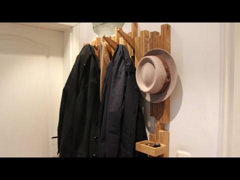 Wal Wardrobe DIY - Wandgarderobe