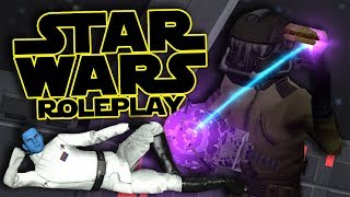 Funny Admin Pranks - Star Wars RP (Garry's Mod)