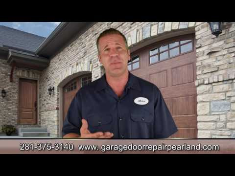 Schedule Today | Garage Door Repair Pearland, TX