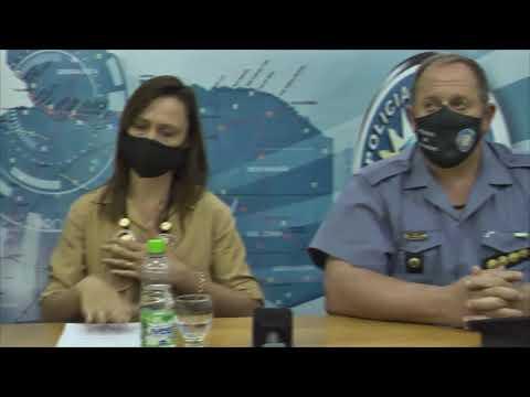 Betiana Minor, policia