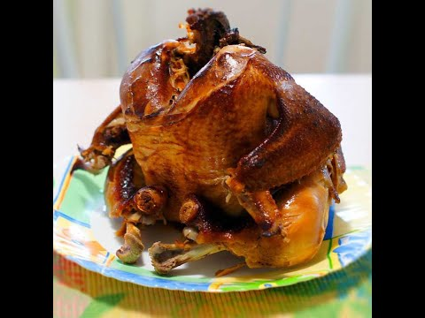 Цыплята горячего копчения от Луча ( Hot smoked chicken )