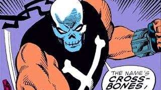 Crossbones: Comic Book Origins
